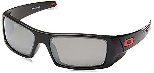 Oakley Men's OO9014 Gascan Rectangular Sunglasses,...