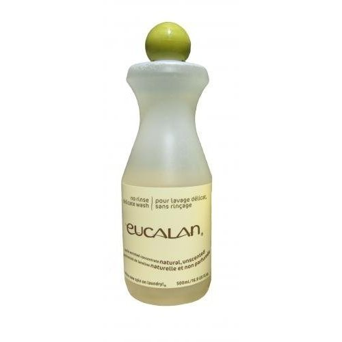 Eucalan No Rinse Delicate Wash - Natural Unscented 16.9 OZ