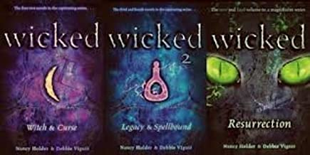 Wicked Series (Witch & Curse, Legacy & Spellbound, Resurrection: 3 Volumes)