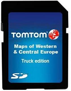 TomTom Truck de navegación (WE tarjeta de CE a MicroSD) V2 ...