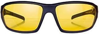 Tom Martin UV-400 Protected Sunglasses -Hector - Sports Wrap – Matte Black
