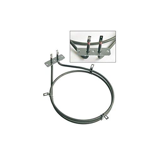 Ariston–Resistencia Horno Ventile 1600W 220V ø19cmresistance horno Ventile 1600W 220V ø19cm para horno Ariston