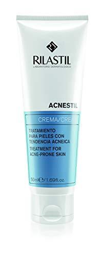 Rilastil Acnestil - Crema Seborreguladora para Pieles Mixtas y Grasas con Tendencia Acneica - 50 ml