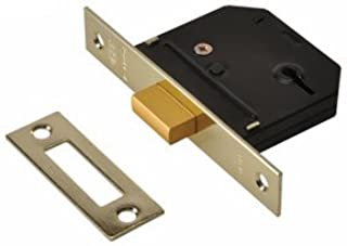 Union Essentials 3 Lever Deadlock 79mm CH