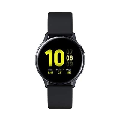 Samsung Galaxy Watch Active2 -  Smartwatch, Bluetooth, Negro, 44 mm