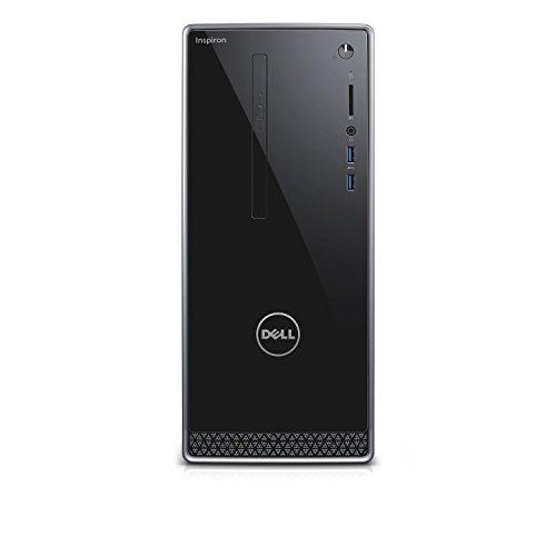 Dell Inspiron i3650 Premium Performance Slim Desktop (2016 Flagship Model), Intel Core i3-6100U, 8GB RAM, 1TB HDD, SuperMulti DVD, HDMI, Windows 7/10 Pro (Renewed)