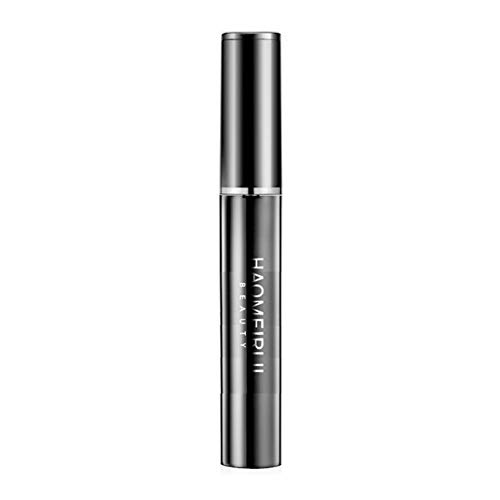 Weiweiba Lash Mascara,Extension Makeup- Natural Waterproof Smudge-proof Mascara Easy To Color Curling Slender Mascara Thickening Lasting All Day Black