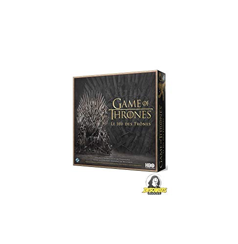 Game of Thrones : Le Jeu des Trônes - Asmodee - Jeu de société - Jeu de plateau - Jeu de cartes