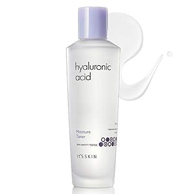 It'S SKIN Hyaluronic Acid Moisture Toner 150ml (5.07 fl.oz.) - Containing Acerola Extract Skin Moisturizing & Soothing Facial Toner, Skin Smooth & Vitality