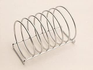 Zodiac Chrome Wire Toast Rack