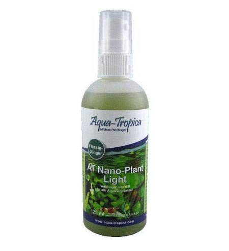 Aqua-Tropica Nano-Plant Light - Aquarium ijzermest voor waterplanten, 125 ml