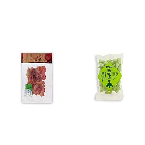 [2点セット] 薫製達人 豚バラベーコン燻製(60g)[飛騨山椒付き]・木曽産 熊笹あめ(100g)