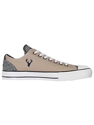 Krüger BUAM 9016, Herren Sneakers, Braun (braun 7), 41 EU