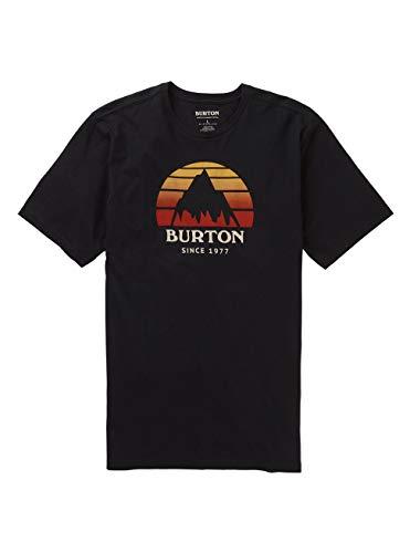 Burton Underhill, Maglia A Maniche Corte Uomo, True Black, L