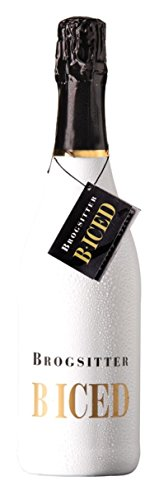 6x 0,75l - Brogsitter - B-ICED - Chardonnay & Pinot Noir - demi-sec - Deutschland - Sekt halbtrocken