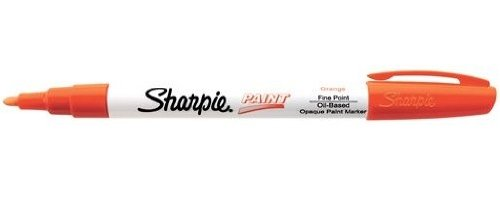 SHARPIE Paint Markers Orange fine