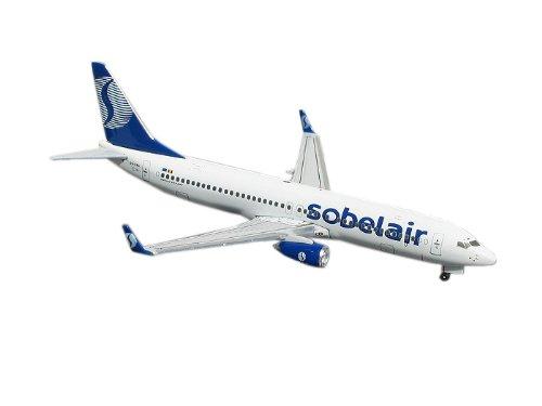 Gemini Jets Sobelair Boeing 737-800 OO-VAS 1/400 schaalmodel GJSLR369