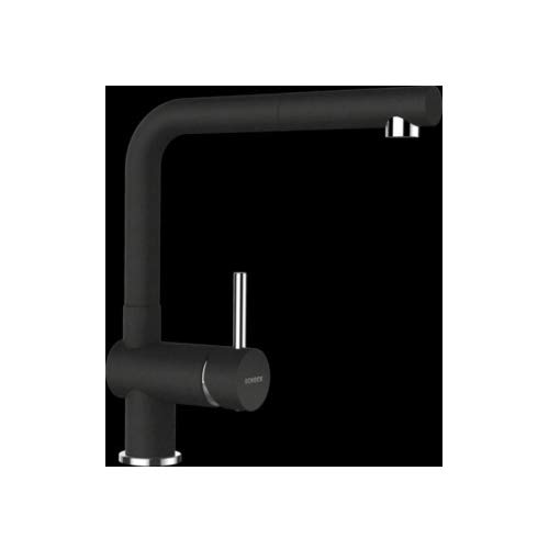 color negro Pure Black Schock Signus N-200 86X50 Fregadero 2 tanques