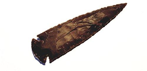 Pfeilspitze zwischen 2-11cm aus Achat (Steinzeit Nachbau) (2 bis 2.9cm)