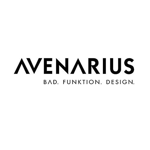 AVENARIUS Ventiloberteil linksschließend, Serie Universal, HSN 9907025000