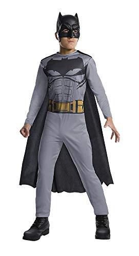 DC Comics - Disfraz de Batman para niño, infantil 5-7 años (Rubie's 640166-M)