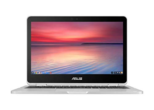 Asus C302CA-DHM3-G Laptop, Touch Screen, 12.5' Fhd (1920X1080), Intel Core M3-6Y30 9, Silver