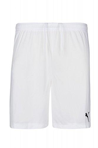 Puma Herren Fußballshorts Velize, weiß (WHITE), XL