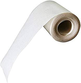 Fabrics and Drapes Home Sewing - 4 Inch Wide, White, Sew-in Buckram/Heading Tape- 6 Yard Piece - Style #1430-4