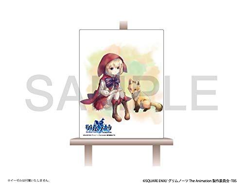 グリムノーツ The Animation 赤ずきん キャンバスアート