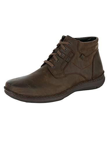 Josef Seibel Herren Anvers 35 Klassische Stiefel, Braun (Moro Pl81 330), 43 EU