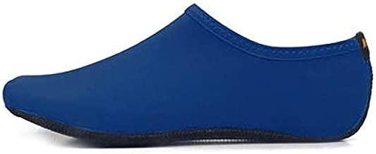 Navy Cyan L VCB S/échage Rapide Femmes Hommes Natation Antid/érapante Chaussures de Surf Summer Sneakers