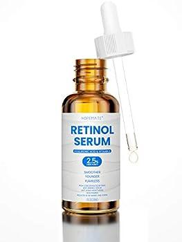 Hopemate Natural Facial Retinol Serum with Hyaluronic Acid & Vitamin E