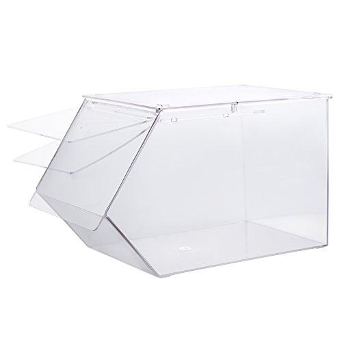 2 x Universal Box/Bonbon Box/Süßwaren Box/Aufbewahrungsbox/Schraubenbox   Gr. 26 cm x 15 cm