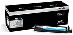 Lexmark CS 410 n -Original Lexmark 70C0D20 / 700D2 - Developpeur Cyan -