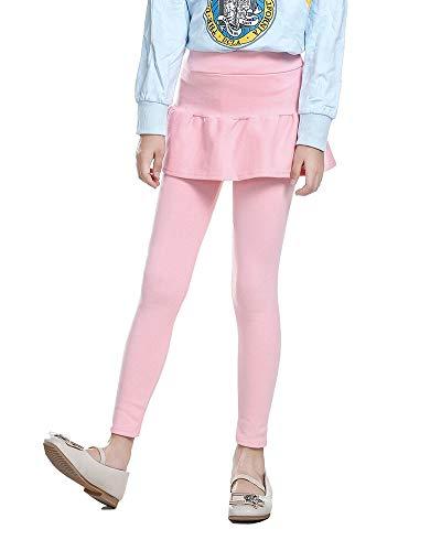 Aden Leggings Fille Collant Hiver Elastique Taille Haute Coton Cartoon modèle Slim Fit Pantalon pour Enfants (100-150CM)