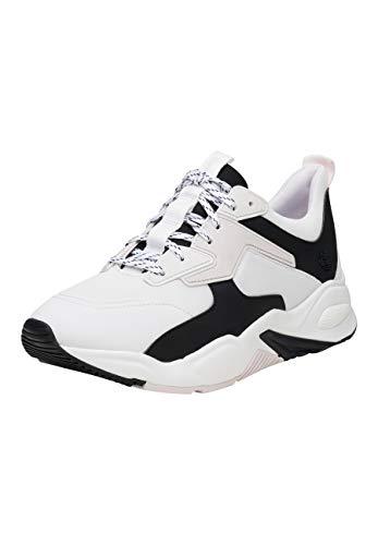 Timberland L771 DELPHIVILLE Blanc DE BLA Scarpa Donna Sneakers TB0A2FK9