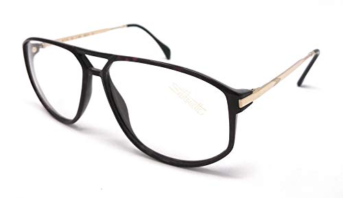 Silhouette - Gafas de vista para hombre y mujer, M 2718/20 C