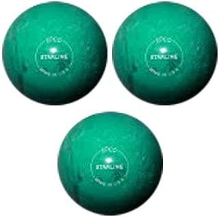 EPCO Duckpin Bowling Ball- StarLine Pearl - 3 Teal Balls
