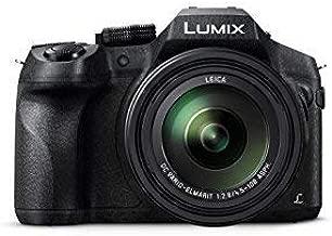 Panasonic LUMIX DMC-FZ300K 4K, Point and Shoot Camera with Leica DC Lens 24X Zoom (Black) (International Model) No Warranty