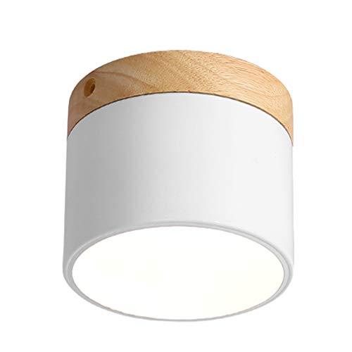 Scheinwerfer-Decke führte Downlight-Portal-Ganglicht-Pfeiler-Erker-Bucht-Fenster-Korridor-Ausgangsbeleuchtung warmes Licht 9W kaltes Licht