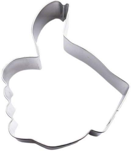 ShopForAllYou cookie cutters Aggie Thumbs Up 4'' Cookie Cutter New! Gig' em