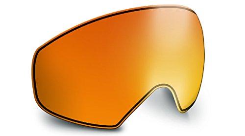 bollé R/L Supreme OTG Ersatz-Display für Skihelm Unisex Erwachsene, Citrus