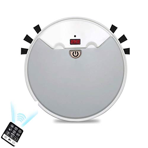 Why Should You Buy LAHappy Robot Vacuum Cleaner, 5.5CM Slim Robotic Vacuum Cleaner 1800PA & Quiet, G...