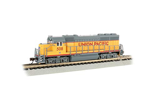 EMD GP40 Diesel Locomotive UNION PACIFIC #508 (without dynamic brakes) - N Scale