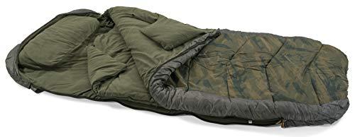 Anaconda Freelancer Oversize XXL Camou bis -15°C Camping Outdoor Schlafsack 7158737