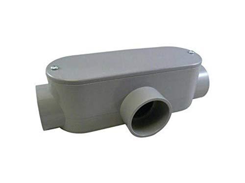 CANTEX INC 5133568 Conduit Body 2IN Type-T PVC