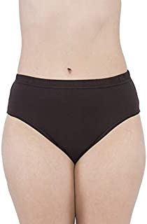 VIP Feelings Intimate Women's Cotton Hipster Assorted Panties (Pack of 6)