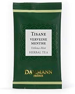 Pasticceria Passerini dal 1919 Dammann Verveine Menthe - Tisane verveine Menthe, 24 sachets Cristal - Dammann Frères