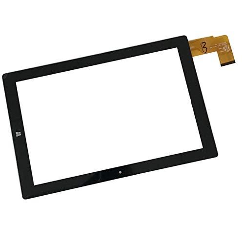 Pantalla táctil capacitiva de la Tableta de 10,1 Pulgadas HSCTP-722-10.1-V1 Ajuste del Panel para el Sistema de Windows de Chuwi HI10 CW1515 (Color : HSCTP 747 10.1 V1)