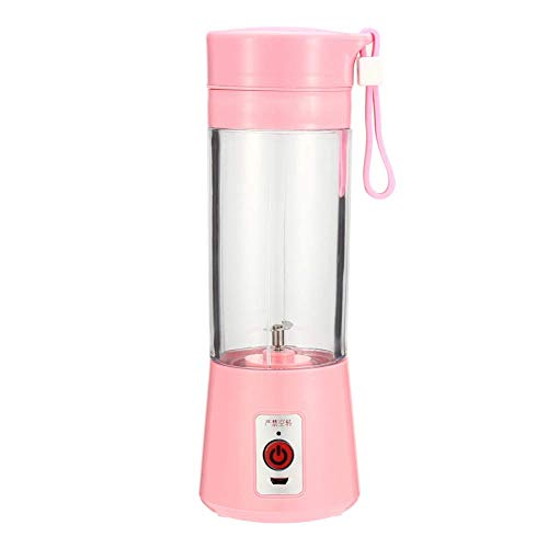 Mini Portable Electric Juicer Multi-Functional USB Rechargeable Electric Fruit Juicer Machine for Smoothies and Shakes